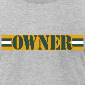 OWNER T-Shirts - Men's T-Shirt by American Apparel