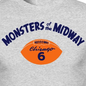 MONSTERS OF THE MIDWAY - Men's Long Sleeve T-Shirt by Next Level