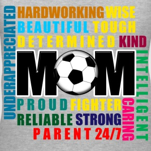 What is a Soccer Mom Women's T-Shirts - Women's V-Neck T-Shirt