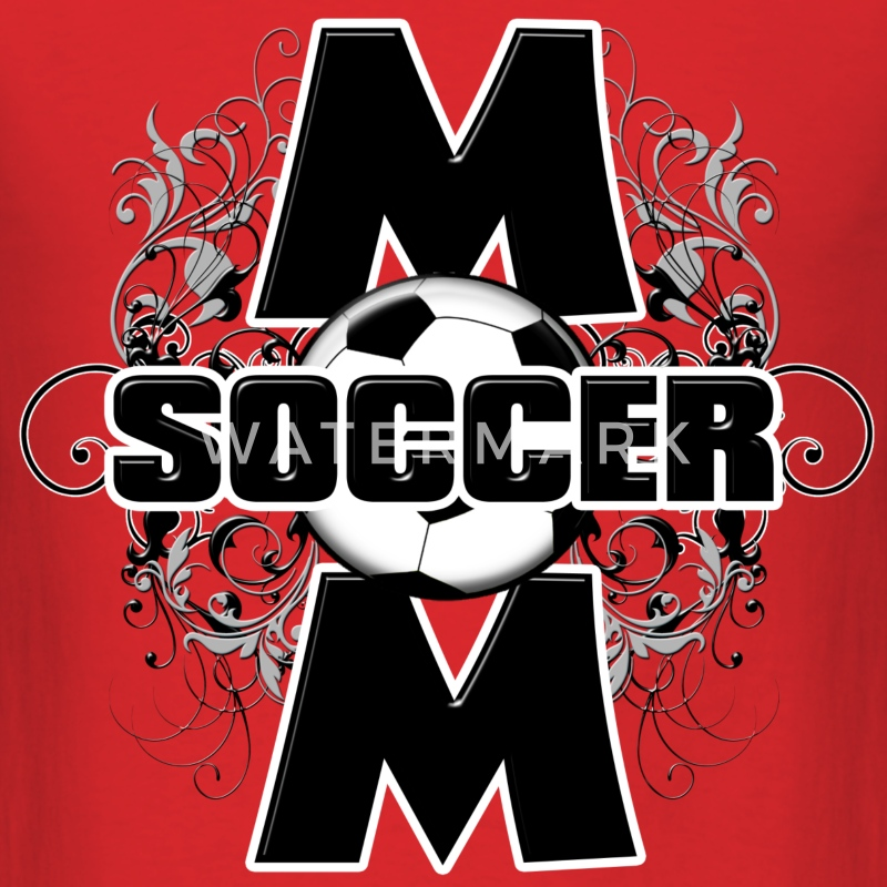 soccer mom cross t shirts mens t shirt