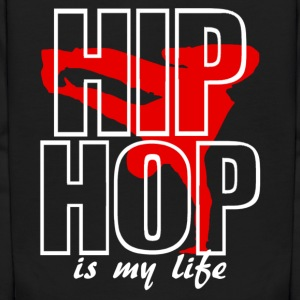 hip jop is my life Sweatshirts - Kids' Hoodie