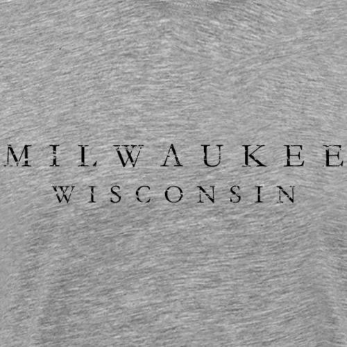 Milwaukee, Wisconsin (Ancient Black)