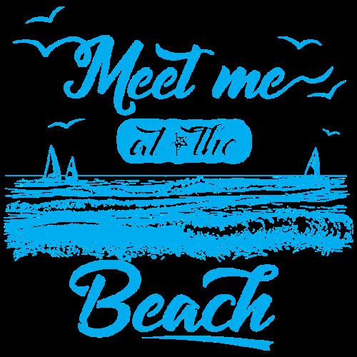 Meet Me at the Beach-Blu
