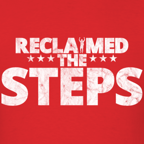 Reclaimed The Steps