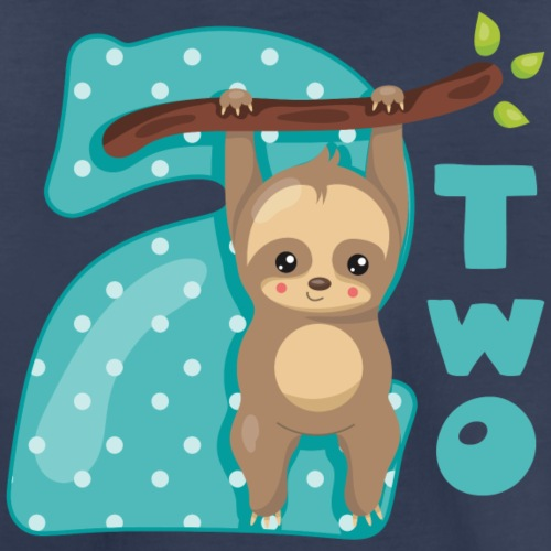 Baby Sloth 2nd Birthday