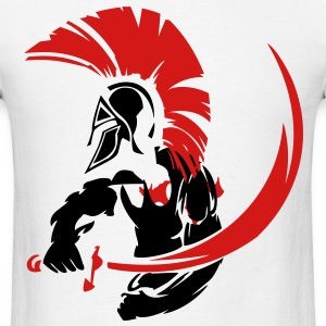 spartan warrior T-Shirts - Men's T-Shirt