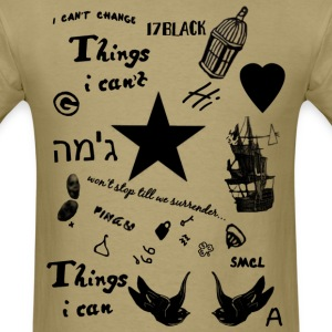 Harry's Tattoos - Men's T-Shirt