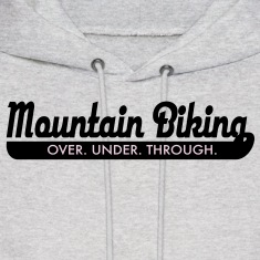 mountain bike Hoodies