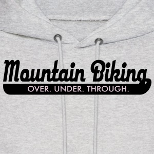 mountain bike Hoodies - Men's Hoodie