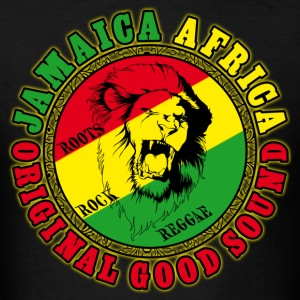 jamaica africa origina good sound T-Shirts - Men's T-Shirt