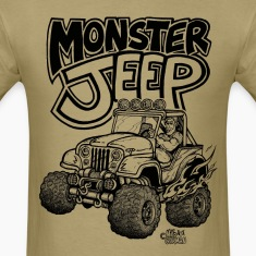 Monster Jeep