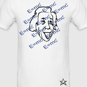 albert_einstein T-Shirts - Men's T-Shirt
