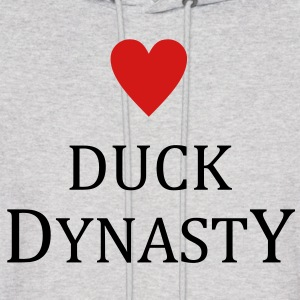 Duck Dynasty Love Hoodies - Men's Hoodie