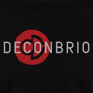 Design ~ Deconbrio Glitched Logo Shirt