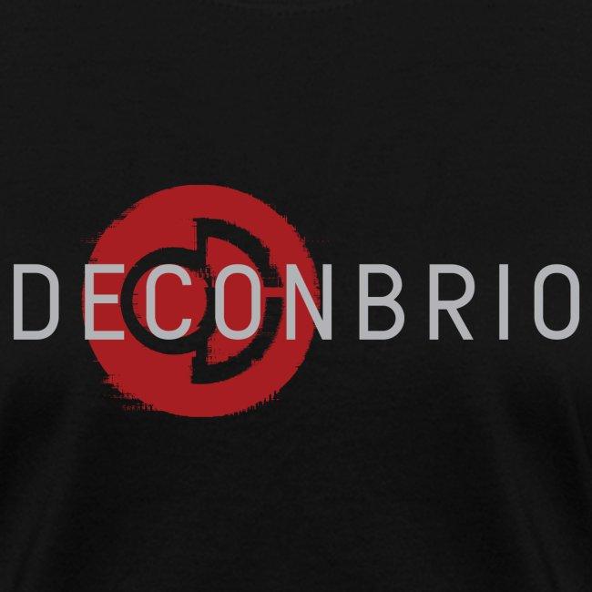 Deconbrio Glitched Logo Women's Shirt