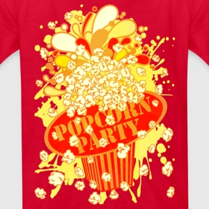 POPCORN_PARTY - Kids' T-Shirt