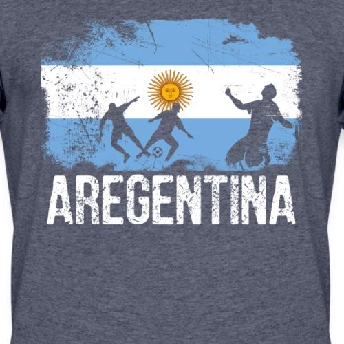 Argentine soccer player flag of Argentina T-Shirt
