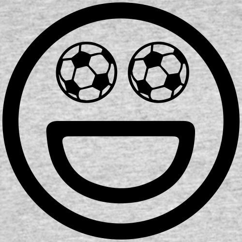 Happy Smiley Soccer Emoticon Football Worldcup