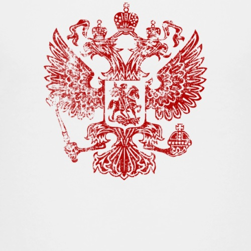 Russia Vintage red