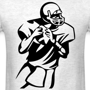 Soccer/American football  - Men's T-Shirt