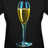 Design ~ Champagne - Women shirt