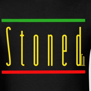 Stoned Rasta T-Shirts - Men's T-Shirt