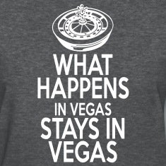 Keep Calm Vegas Women's T-Shirts