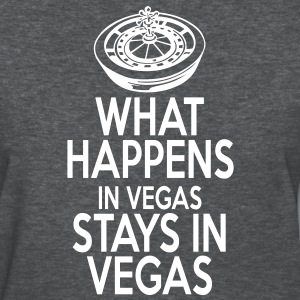 Keep Calm Vegas Women's T-Shirts - Women's T-Shirt