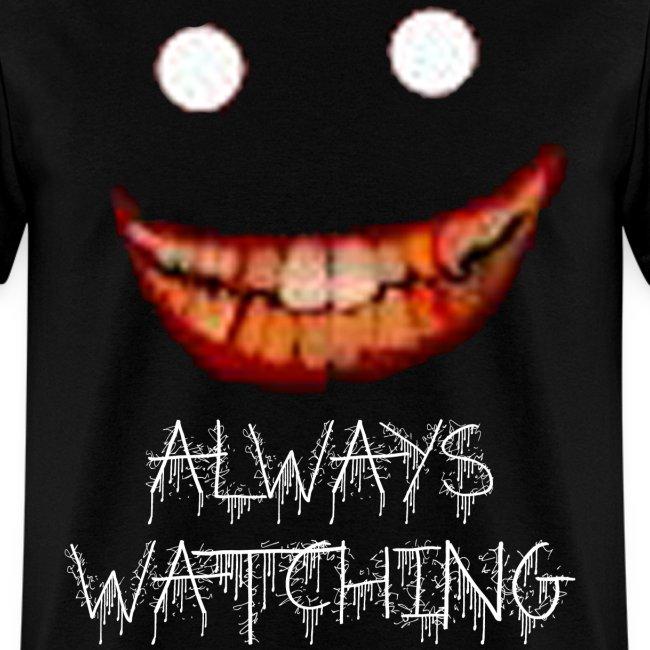 SCP - 087 - Creepy Face | Men's T-Shirt