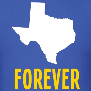 Texas Forever - Men's T-Shirt