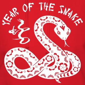 Year Of The Snake Hoodies - Women's Hoodie