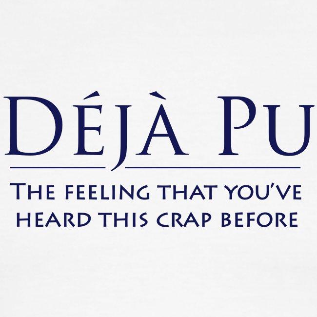 Deja Pu