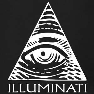 eye illuminati Zip Hoodies/Jackets - Men's Zip Hoodie