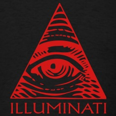 Illuminati Eye in Pyramid Shirt