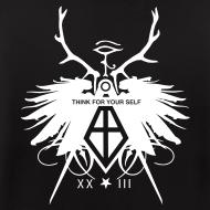 Design ~ Illuminati Wings Members Hoodie