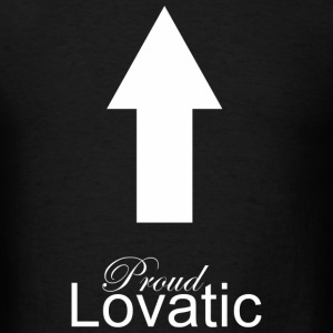 Proud Lovatic - Men's T-Shirt