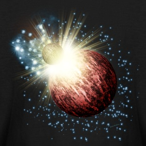 Planet Explosion Kids' Shirts - Kids' Long Sleeve T-Shirt
