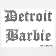 Design ~ DETROIT BARBIE SILVER