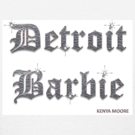 Design ~ DETROIT BARBIE SILVER