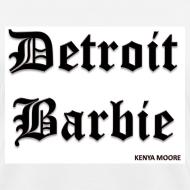 Design ~ DETROIT BARBIE BLACK