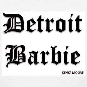 Design ~ DETROIT BARBIE BLACK