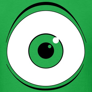 Eye Eye Mikey T-Shirts - Men's T-Shirt