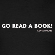 Design ~ MEN GO READ A BOOK