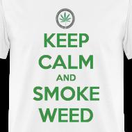 Design ~ Keep Calm Smoke Weed
