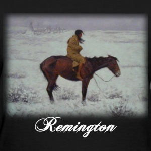Remington - Night - Women's T-Shirt