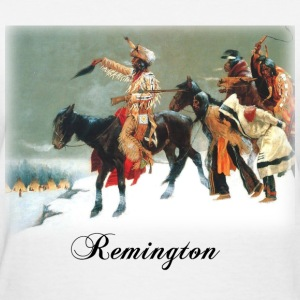 Remington - Return of the Blackfoot  - Women's T-Shirt