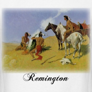 Remington - Smoke - Men's T-Shirt