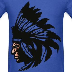 Indigenous Black - Men's T-Shirt
