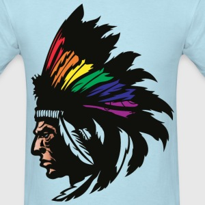 Indigenous Pride Black v2 - Men's T-Shirt
