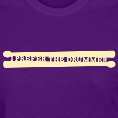 Drumstick drums Women's T-Shirts